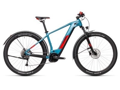 Cube Reaction Hybrid Performance 500 blue´red Allroad