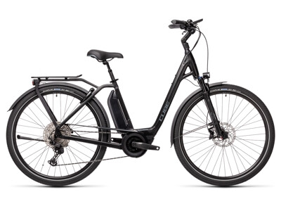 Town Sport Hybrid EXC 500 black´n´grey Easy Entry