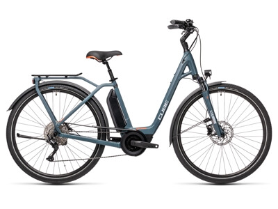 Town Sport Hybrid Pro 500 blue´n´red Easy Entry