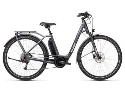 Town Sport Hybrid ONE iridium´n´grey Easy Entry