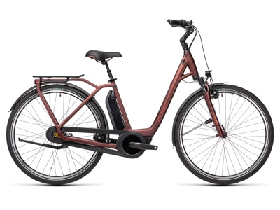 Town RT Hybrid Pro 500 red´n´red Easy Entry