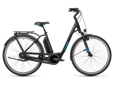 Town RT Hybrid Pro 500 black´n´blue Easy Entry