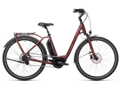 Town Hybrid Pro 500 red´n´red Easy Entry
