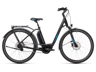 Town Hybrid Pro 500 black´n´blue Easy Entry