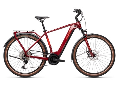 Touring Hybrid EXC red´n´grey