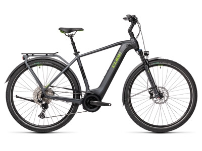 Touring Hybrid EXC iridium´n´green