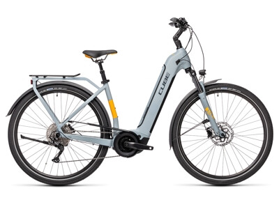 Touring Hybrid Pro grey´n´orange Easy Entry