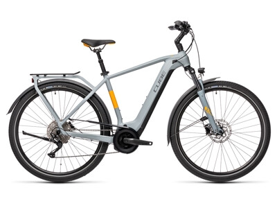 Cube Touring Hybrid Pro grey´n´orange