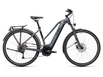 Touring Hybrid ONE grey´n´black Trapeze