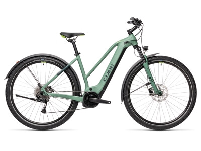 Cube Nature Hybrid One 625 Allroad Lady