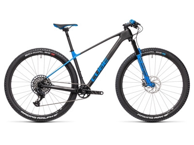 Elite C:68X Race carbon´n´blue