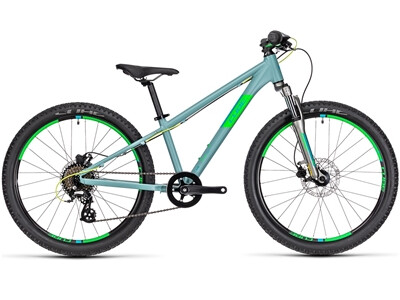 Acid 240 Disc grey´n´neongreen