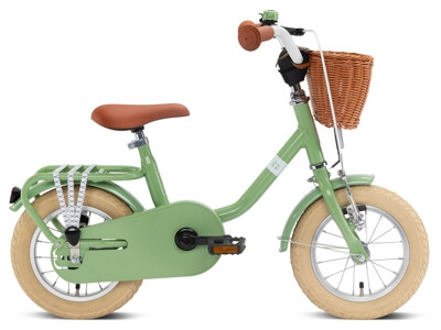 Puky Steel Classic 12 green