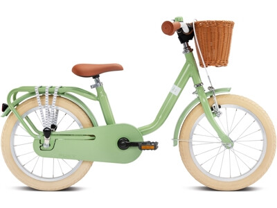 Puky Steel Classic 16 green