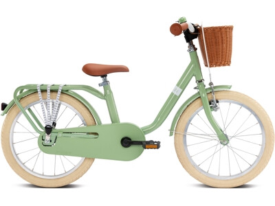 Puky Steel Classic 18 green