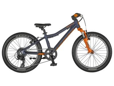 Scott Scale 20 Rigid, blue/orange