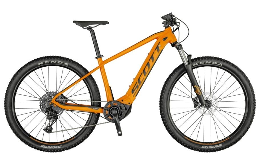 Scott Aspect e-Ride 920 orange