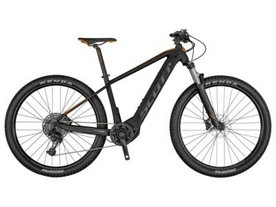 Scott Aspect e-Ride 920 black