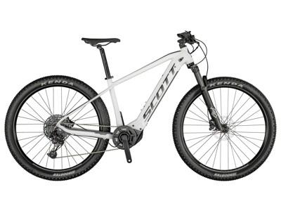 Scott Aspect e-Ride 910 white