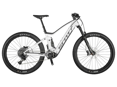 Scott Strike e-Ride 920 white