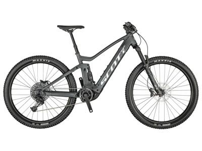 Scott Strike e-Ride 930 black