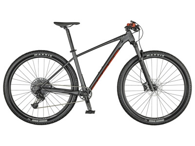Scott Scale 970 dark grey