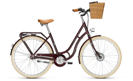 Raleigh Brighton 7  (red)