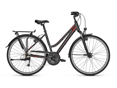 Raleigh Road Classic Trapez black