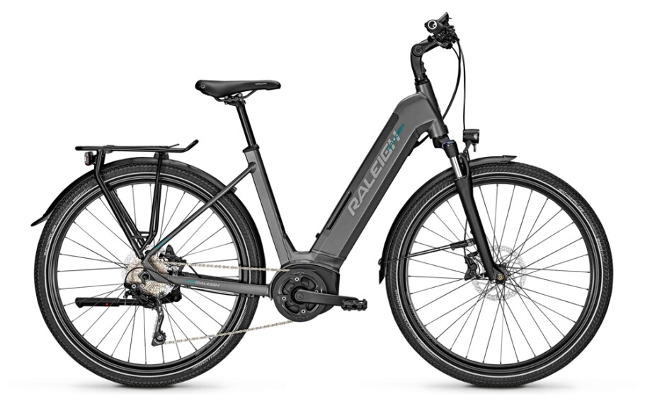 Raleigh Kent 10 XXL F 65Nm 625WH - 170 kg