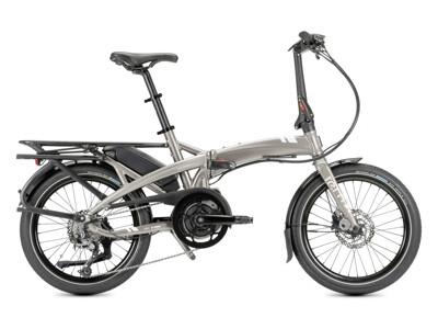 Elektro-Faltrad Vektron Q9 Mod.21 satin metallic silver/silver