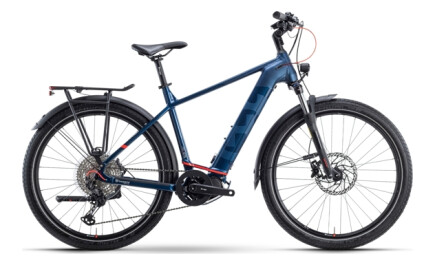 Husqvarna Bicycles Gran Tourer GT5 Herren Shimano 85 Nm Power