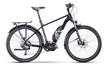 Husqvarna E-Bicycles Gran Tourer GT3 Gent, 630Wh, 10-Gang