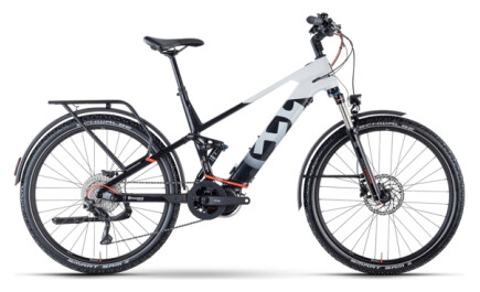 Husqvarna Bicycles Cross Tourer CT6-FS 48 L SUV
