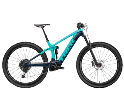 Trek Rail 7 mint-black