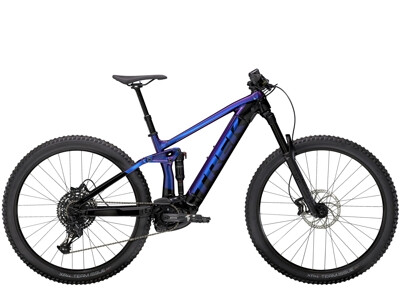 Trek Rail 5    Purpel-Black