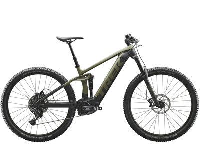 Trek Rail 5    Olivegrey-Black