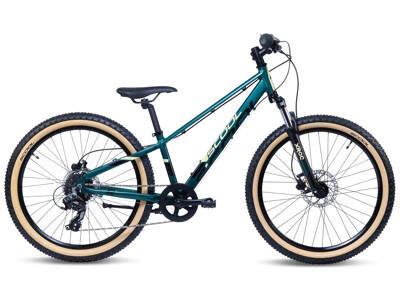 """S´cool ´Xroc Disc 24"""" olive camouflage 2021"""