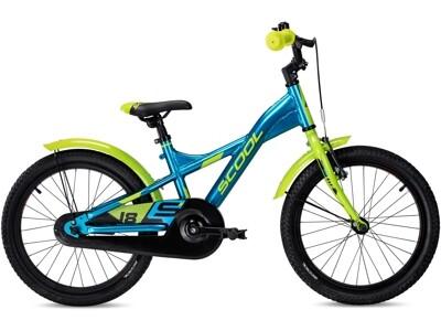S´cool XXlite 18 blue lemon Metallic 2021