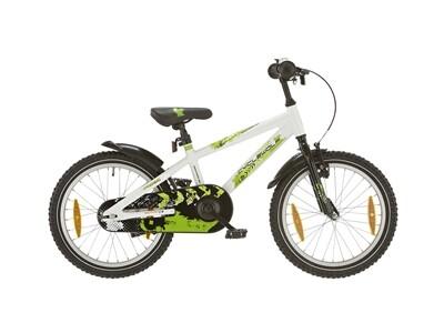 CycleWolf Kaska 18  weiß grün