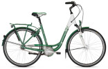 Citybike Kalkhoff Connect Lady 8G green