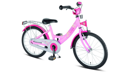 Puky ZL 12 Lillifee, 12 Zoll Kinder-Fahrrad mit Rücktrittbremse