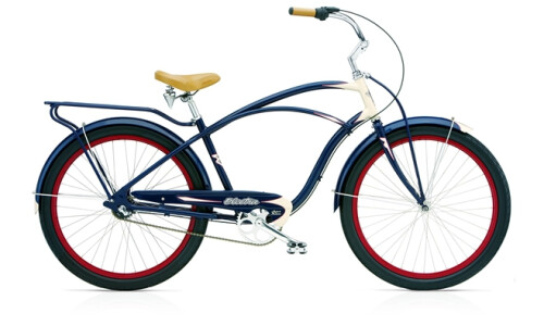 Electra Bicycle Super Deluxe 3i