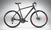 Crossbike Cube TONOPAH RACE Black Anodized
