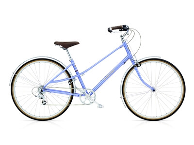 Electra Bicycle Ticino 8D Lady