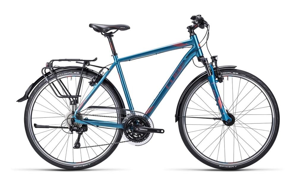 cube delhi trekkingbike bei bike service gruber. Black Bedroom Furniture Sets. Home Design Ideas