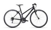 Crossbike Cube SL Road black anthrazit white / Trapeze