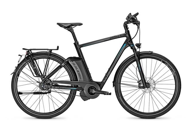 E-Bike Raleigh Ashford S 11 2016