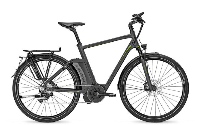 E-Bike Raleigh Ashford S 10 2016