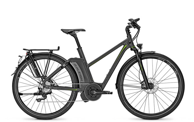 E-Bike Raleigh Ashford S 10 2016