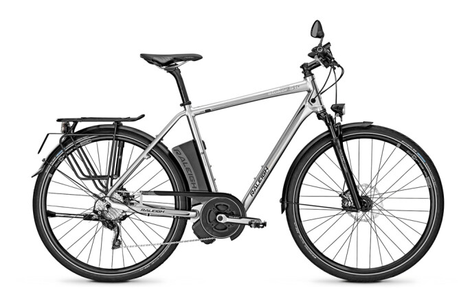 E-Bike Raleigh Stoker Impulse S10 2016